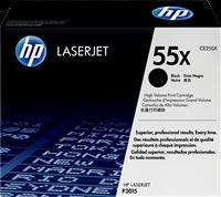 HP Toner schwarz CE255X 55X ~12500 Seiten