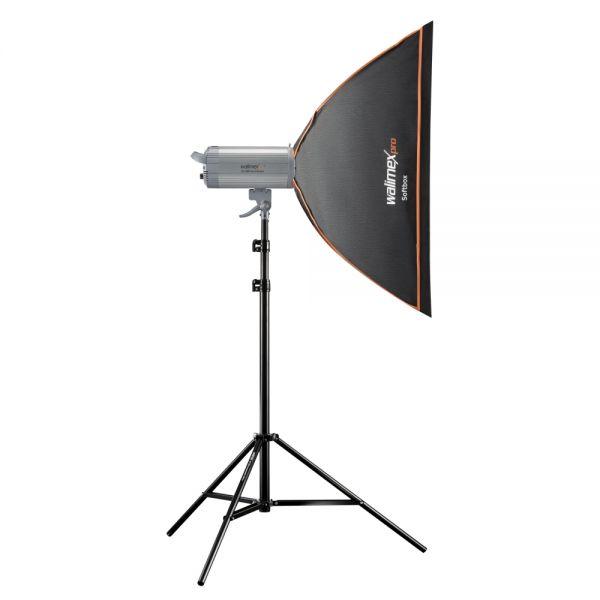 Miglior prezzo walimex pro VC Excellence Studioset Classic 500 -