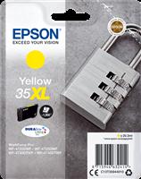 Epson Tintenpatrone Gelb C13T35944010 T3594 35XL ~1900 Seiten 20.3ml 35XL