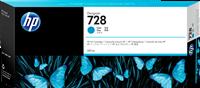 HP Tintenpatrone Cyan F9K17A 728 300ml