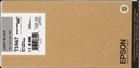 Epson Tintenpatrone schwarz (hell) C13T596700 T5967 350ml