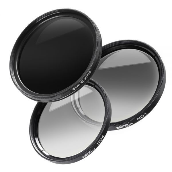 Miglior prezzo walimex pro grey filter complete set 77 mm -
