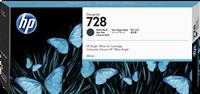 HP Tintenpatrone schwarz (matt) F9J68A 728 300ml