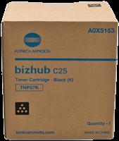 Konica Minolta Toner schwarz A0X5153 TNP27bk ~5200 Seiten