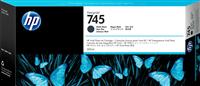 HP Tintenpatrone Schwarz (matt) F9K05A 745 300ml