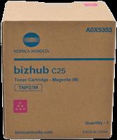 Konica Minolta Toner magenta A0X5353 TNP27m ~4500 Seiten