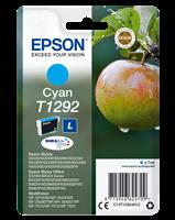 Epson Tintenpatrone cyan C13T12924012 T1292 ~470 Seiten 7ml C13T12924011