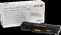Xerox Toner schwarz 106R02777 ~3000 Seiten