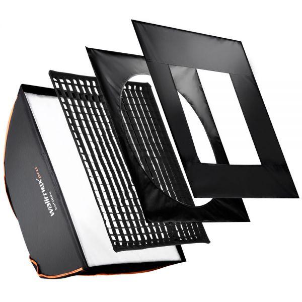 Walimex pro Softbox PLUS OL 80x120cm Multiblitz P