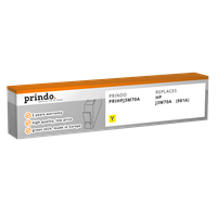 Prindo Tintenpatrone Gelb PRIHPJ3M70A 981 ~6000 Seiten kompatibel mit HP J3M70A (981A)