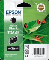 Epson Tintenpatrone schwarz (matt) C13T05484010 T0548 13ml