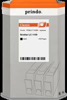 Prindo Tintenpatrone schwarz PRIBLC1100BK LC-1100 ~450 Seiten Prindo CLASSIC: DIE Alternative, Top Q