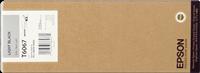 Epson Tintenpatrone schwarz (hell) C13T606700 T6067 220ml