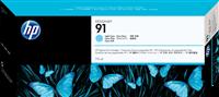 HP Tintenpatrone cyan (hell) C9470A 91 775ml