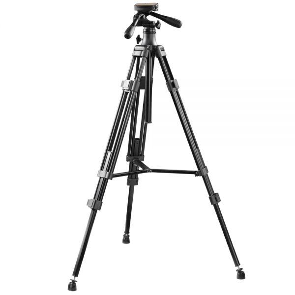 Miglior prezzo treppiedi per fotocamera e video Walimex VT-2210 Basic, 188cm -