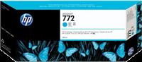 HP Tintenpatrone cyan CN636A 772 300ml pigmentierte HP Vivera Tinte