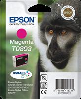 Epson Tintenpatrone magenta C13T08934011 T0893 ~135 Seiten 3.5ml