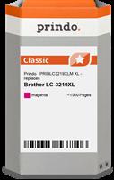 Prindo Tintenpatrone Magenta PRIBLC3219XLM LC-3219XL ~1500 Seiten Prindo CLASSIC: DIE Alternative, T