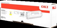 OKI Toner Gelb 45862837 ~7300 Seiten