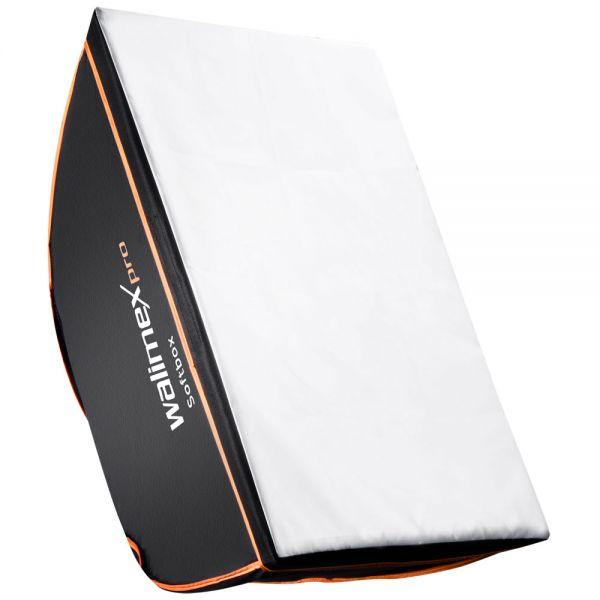Miglior prezzo walimex pro Softbox OL 75x150cm + Univ. Adapter -