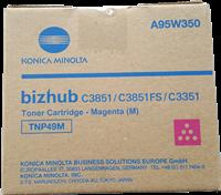 Konica Minolta Toner Magenta A95W350 TNP49M ~12000 Seiten