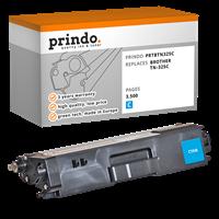 Prindo Toner cyan PRTBTN325C ~3500 Seiten kompatibel mit Brother TN-325c