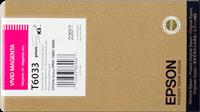 Epson Tintenpatrone magenta (vivid) C13T603300 T6033 220ml