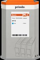 Prindo Tintenpatrone Cyan PRIHPC9452A 70 130ml Prindo BASIC: DIE preiswerte Alternative, Top Qualitä
