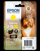 Epson Tintenpatrone Gelb C13T37944010 378XL ~830 Seiten 9.3ml