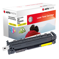 Agfa Photo Toner Gelb APTHPCF542XE ~2500 Seiten Agfa Photo CF542X