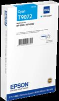 Epson Tintenpatrone Cyan C13T907240 T9072 ~7000 Seiten 69ml XXL