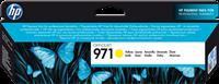 HP Tintenpatrone gelb CN624AE 971 ~2500 Seiten