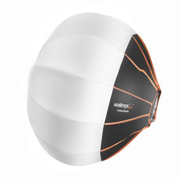 Walimex pro 360° Ambient Light Softbox 65cm mit Softboxadapter Multiblitz P