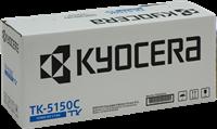 Kyocera Toner cyan TK-5150C 1T02NSCNL0 ~10000 Seiten