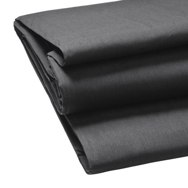 Walimex Stoffhintergrund 2,85x6m, uni schwarz