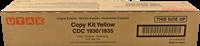 Utax Toner gelb 653010016 ~15000 Seiten