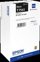 Epson Tintenpatrone Schwarz C13T754140 T7541 ~10000 Seiten 202ml XXL
