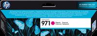HP Tintenpatrone magenta CN623AE 971 ~2500 Seiten