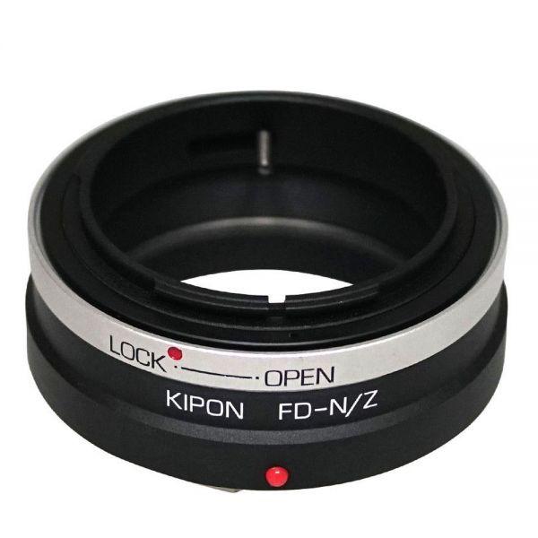 Kipon Adapter für Canon FD auf Nikon Z