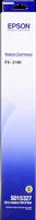 Epson Farbband schwarz C13S015327 S015327 Gewebefarbband, 12 Millionen Zeichen