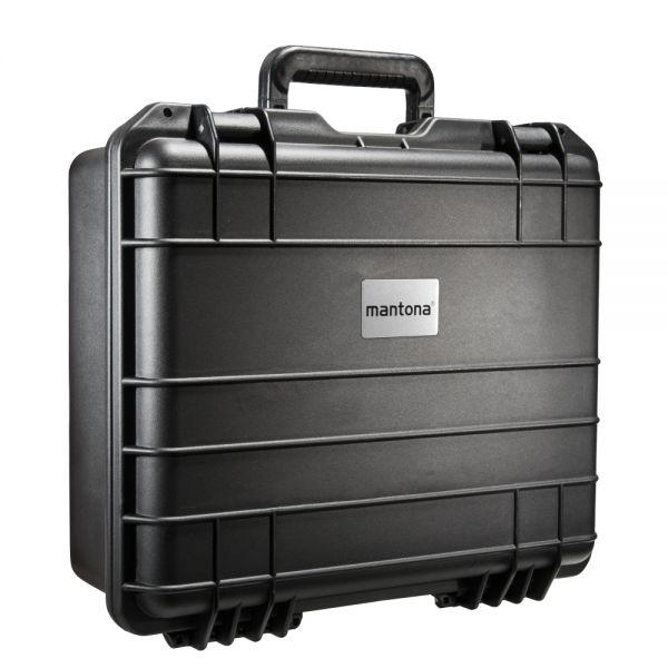 Miglior prezzo mantona Outdoor Protective Case M+ -