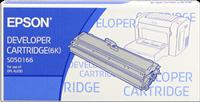 Epson Toner schwarz C13S050166 S050166 ~6000 Seiten