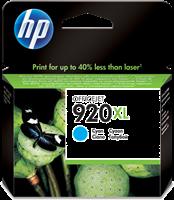 HP Tintenpatrone cyan CD972AE 920 XL ~700 Seiten