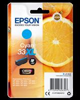 Epson Tintenpatrone cyan C13T33624012 T3362 ~650 Seiten C13T33624010