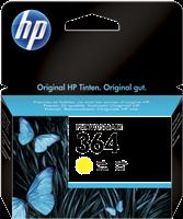 HP Tintenpatrone gelb CB320EE 364 ~300 Seiten 3.5ml