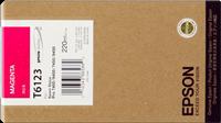 Epson Tintenpatrone magenta C13T612300 T6123 220ml