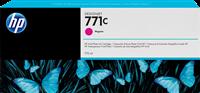 HP Tintenpatrone magenta B6Y09A 771C 775ml