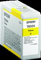 Epson Tintenpatrone gelb C13T850400 T8504 80ml