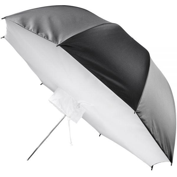Miglior prezzo walimex pro Umbrella Softbox Reflector, 109cm -