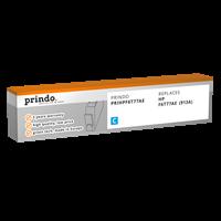 Prindo Tintenpatrone Cyan PRIHPF6T77AE 913 ~3000 Seiten kompatibel mit HP F6T77AE (913A)